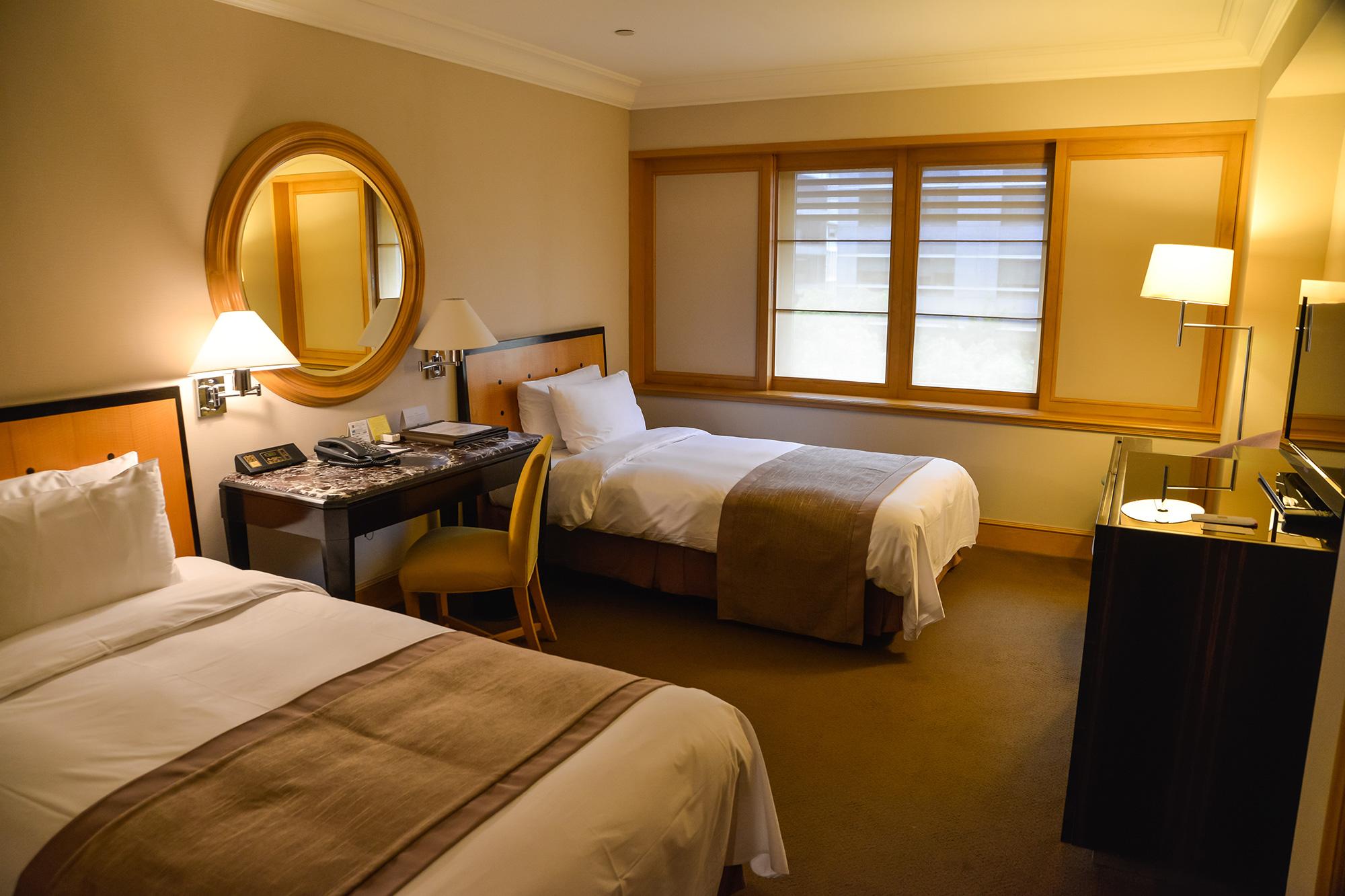 ホテル(客室)